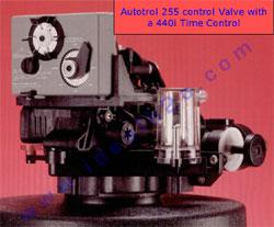 Autotrol 255 w/ 440i timer