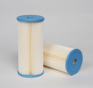 "Big Blue 10"", 20 Micron Filter Cartridge"