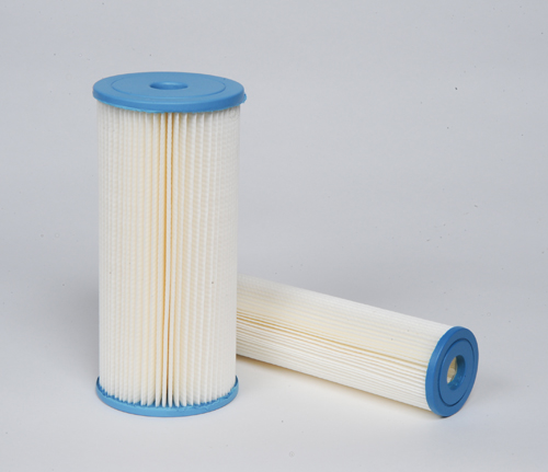 Big Blue and Standard Filter Cartridges
