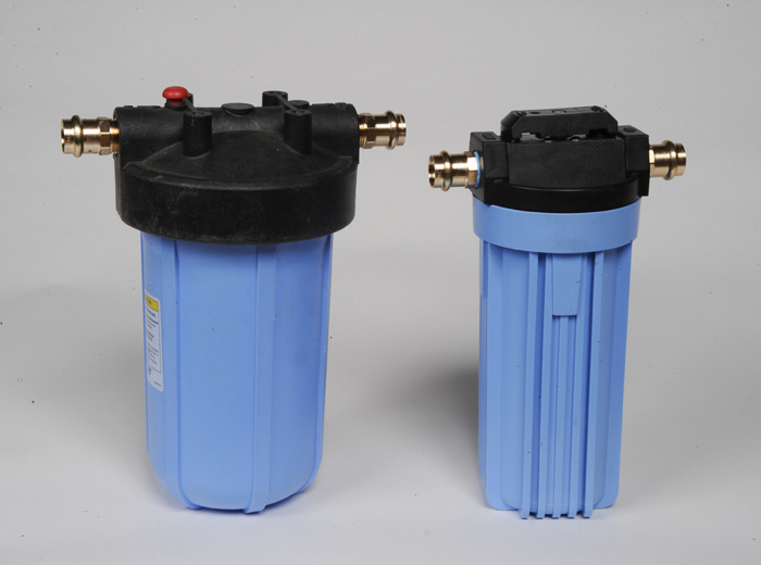 Big Blue and Standard Filter-Housings