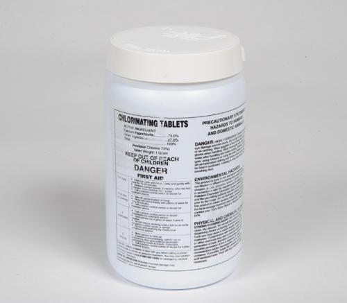 Chlorine Pellets