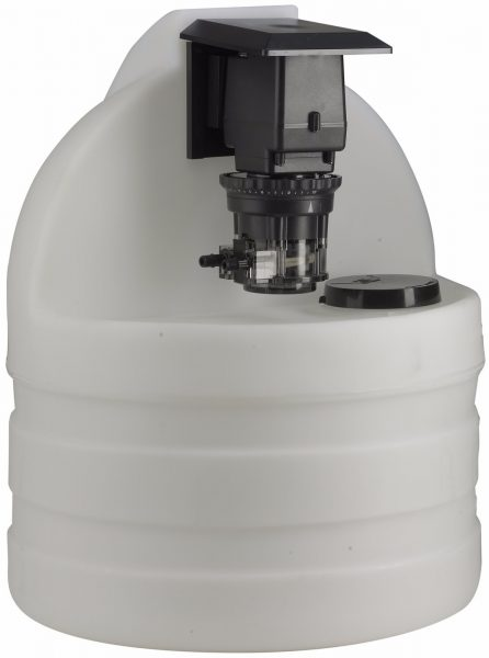 Stenner 15-Gallon White Tank (1)