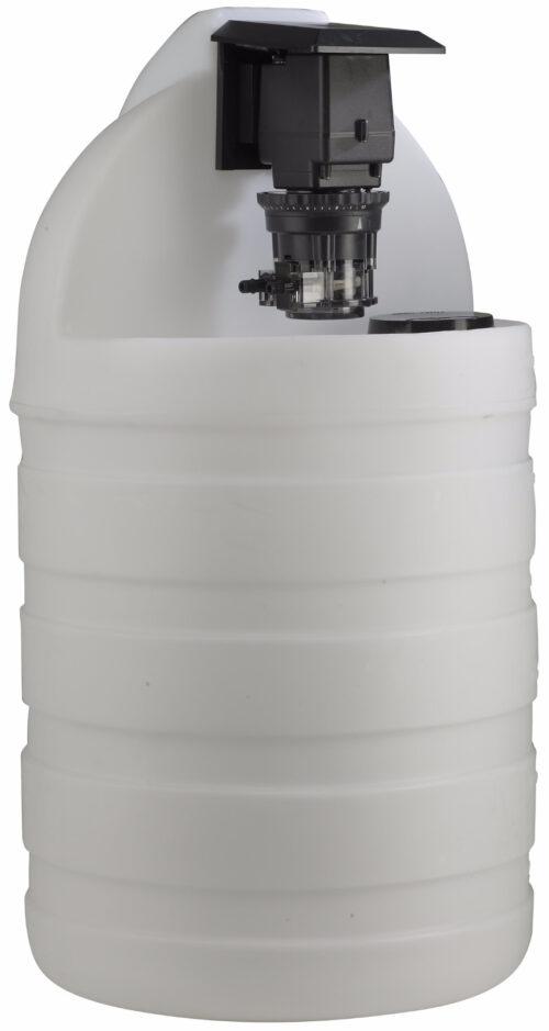 Stenner 30-Gallon White Tank